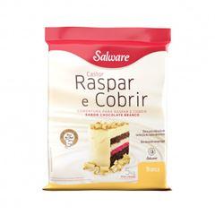 Raspar E Cobrir Branca Salware 5kg