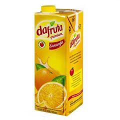 Nectar Laranja Dafruta Caixa 1litro