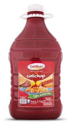 Catchup Tambau 3,4kg