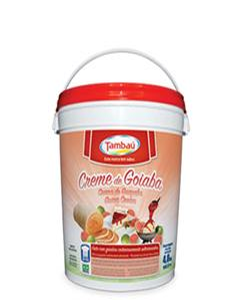 Creme De Goiaba Tambau 4,8kg