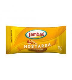 Mostarda Sachet Tambau 192x7g