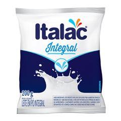 Leite Pó Integral Italac 50x200g