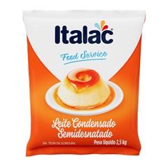 Leite Condensado Bag Italac 2,5kg