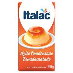 Leite Condensado Italac 27x395g