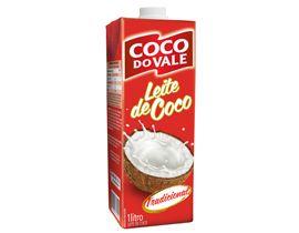 LEITE DE COCO ATG TRADICIONAL COM TAMPA DO VALE 1L