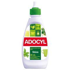 Adoçante Líquido Stevia Adocyl Caixa 12x80ml