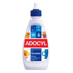 Adoçante Líquido Sucralose Adocyl Caixa 12x80ml
