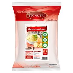Batata Flocos Tecnutri 500g