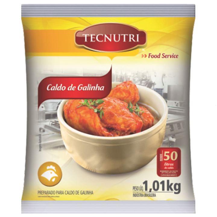 Caldo De Galinha Tecnutri 1,01kg