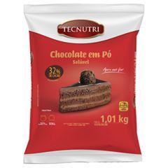 Chocolate Pó 32% Tecnutri 1kg