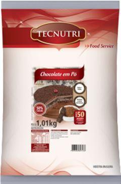 Chocolate Pó 50% Tecnutri 1kg