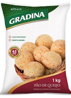 Mistura Pão De Queijo Gradina 1kg