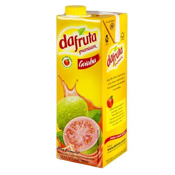 NECTAR GOIABA DAFRUTA 1L