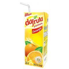 Nectar Laranja Dafruta 200ml