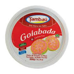Doce Goiabada Caixa Tambau 20x600g