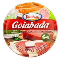 Doce Goiabada Caixa Tambau 24x300g